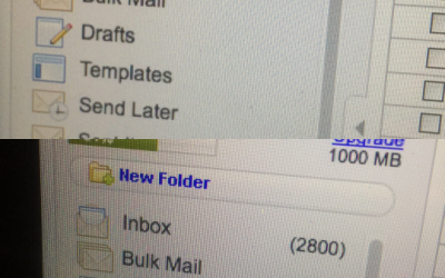 My Email Inbox is out of control!